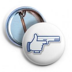 Tummen Upp Pistol Pin