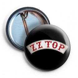 ZZ Top Pin