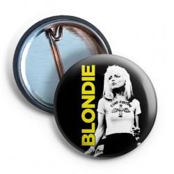 Blondie Camp Funtime Pin