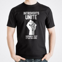 Introverts Unite! Separately In Your Own Homes