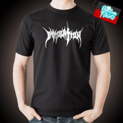 Immolation Band Logo T-Shirt