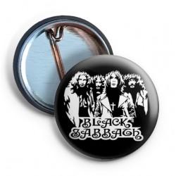 Black Sabbath Band PIN