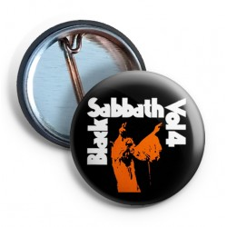 Black Sabbath Vol 4 PIN