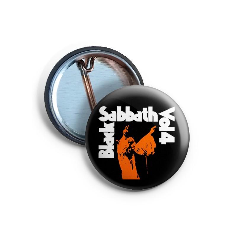 Black Sabbath Vol 4 PIN