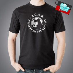A.C.A.B. (All Cats Are Beautiful) T-Shirt