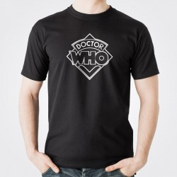 Dr Who Logo 3 T-Shirt