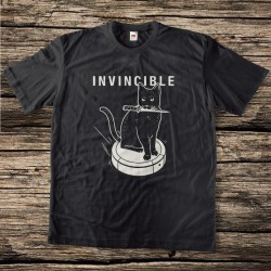 Invincible Cat T-Shirt