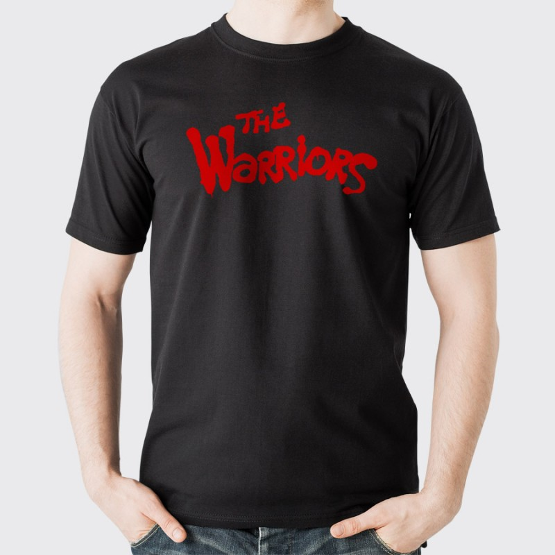 The Warriors Logo T-Shirt