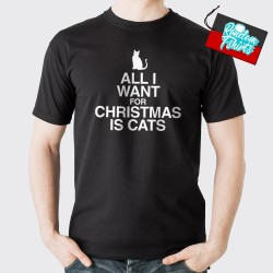 All i want for Christmas is Cats FRONT