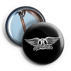 Aerosmith Logo Pin